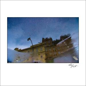 Prague Watercolors composition #04