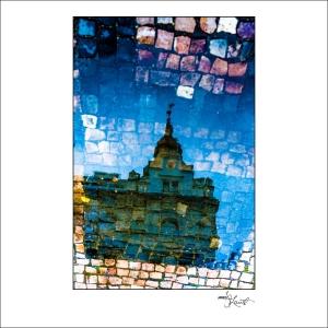 Prague Watercolors composition #14