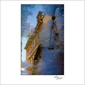 Prague Watercolors composition #20