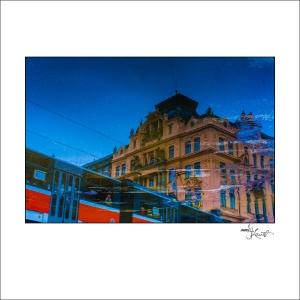Prague Watercolors composition #09