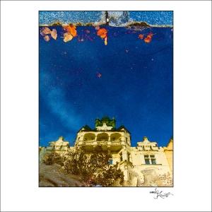 Prague Watercolors composition #15