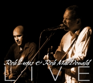 Rob Lutes - Live Cover FInal