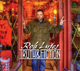 Truth & Fiction CD Cover