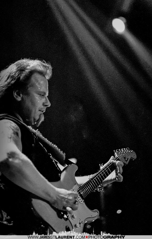Smokin' Joe Kubek and a Fender