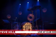 Steve Hill Live
