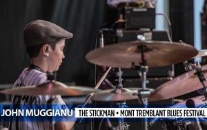 John Muggianu - The Stickman