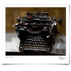 Czech Typewriter Montage