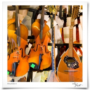 Strings Variation #09