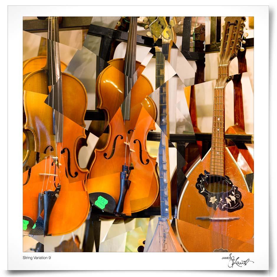 Strings Variation #09