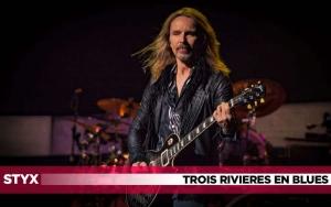 Styx - 3 Rivers en Blues
