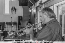 Ivanhoe Jolicoeur practicing