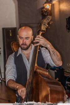 Bassist Sage Reynolds
