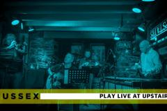 Sussex playing Upstairs Oct 31 2015