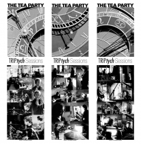 The Tea Party - Triptych Print