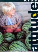Kids Attitude Magazine Cover