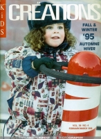 Kids Creations Magazine Cover