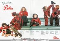 Robin Outwear Ad