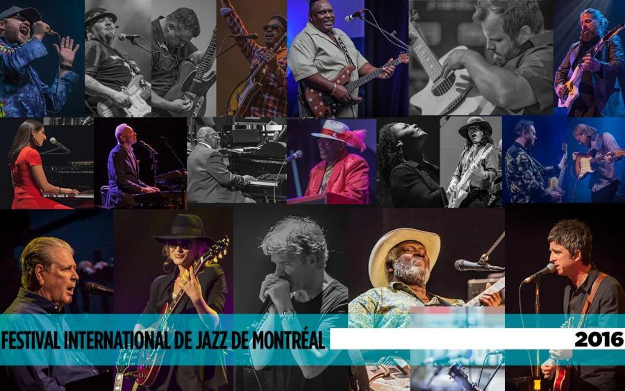 Festival International de Jazz de Montreal 2016