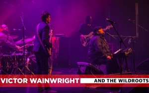 Victor Wainwright - Nov 2016 Shows