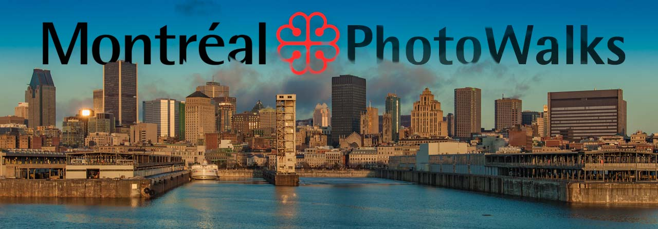 Montreal Photo Walks
