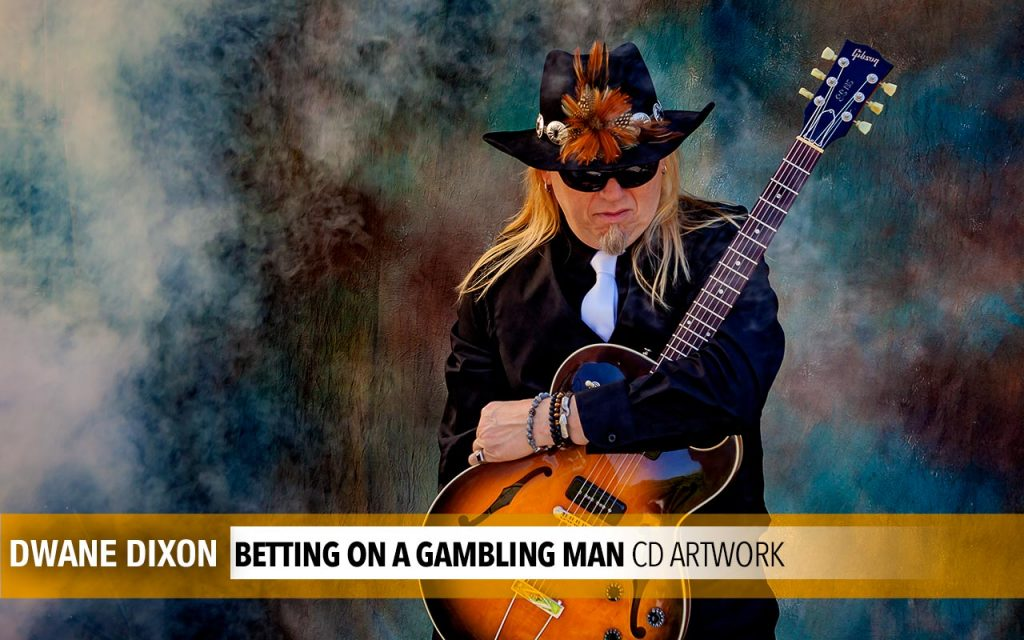 Dwane Dixon - Betting on a Gambling Man - Post Image