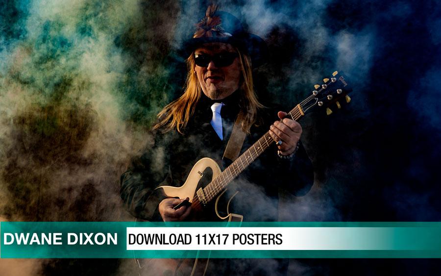 Dwane Dixon - Posters